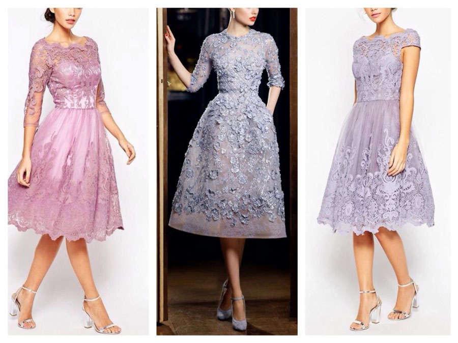 Нарядные платья для большого выхода
